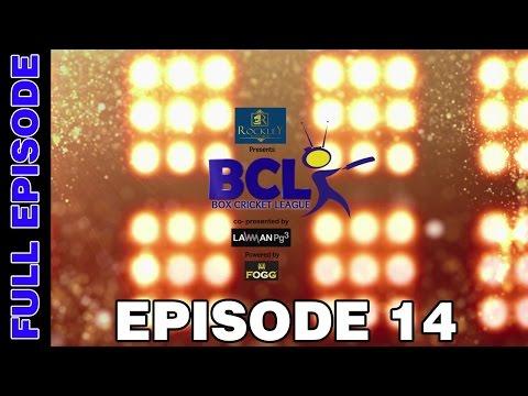 Box Cricket League (BCL) Promo 8th January 2015
