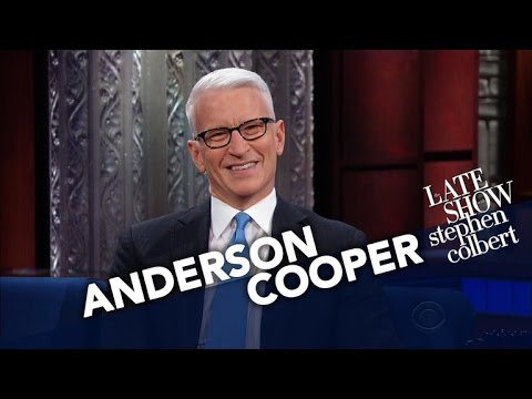 Anderson Cooper And Kellya