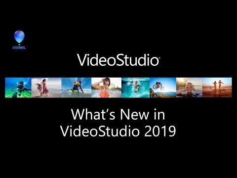 What's new in VideoStudio 2019