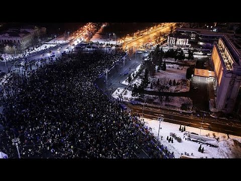 Ρουμανία: Τριγμοί στην κυβέρνηση για την αποποινικοποίηση της διαφθοράς