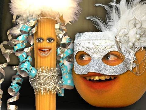 Annoying Orange – Lady Pasta