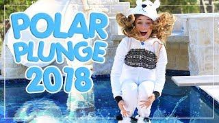 Video Polar Bear Plunge 2018   Brooklyn and Bailey ft Grant Knoche MP3, 3GP, MP4, WEBM, AVI, FLV Februari 2018