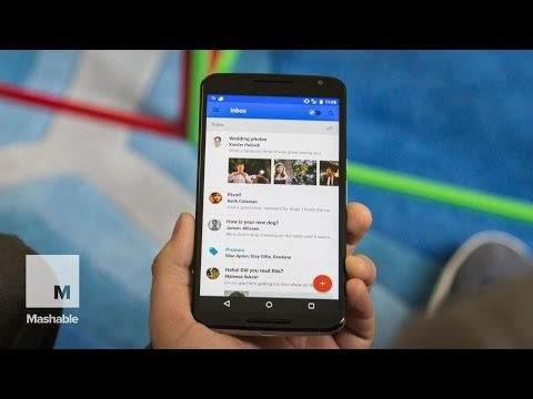 Watch 'Google Inbox [video]'