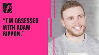 Video Gus Kenworthy on His Olympic Kiss, Britney Spears & Being Obsessed w/ Adam Rippon | MTV News MP3, 3GP, MP4, WEBM, AVI, FLV Juni 2018