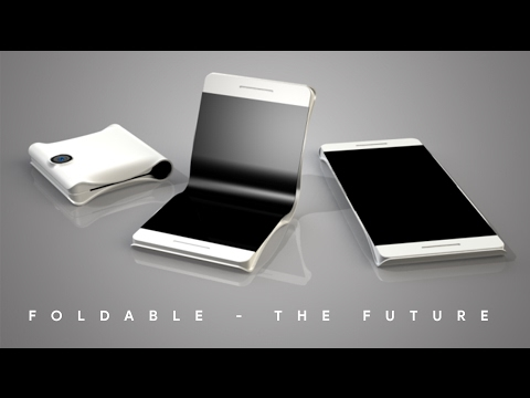 , title : 'Foldable Phones are coming BACK (Samsung Galaxy X)'