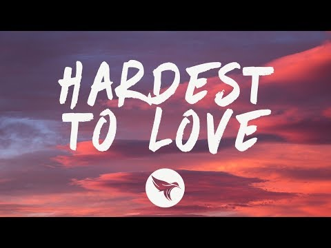The Weeknd - Hardest To Love (Lyrics)
