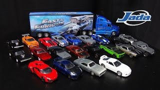 Nonton Fast and Furious Jada Toys 1:32 Diecast Cars Collection Film Subtitle Indonesia Streaming Movie Download