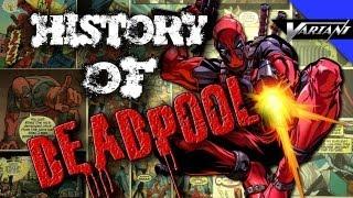 Video The History Of Deadpool! MP3, 3GP, MP4, WEBM, AVI, FLV Desember 2018
