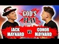 Download Lagu Drake - God's Plan (SING OFF vs. My Younger Brother) Mp3 Free