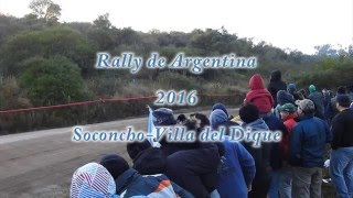 Villa Del Dique Argentina  city photo : Rally de Argentina 2016. Soconcho-Villa del Dique (I)