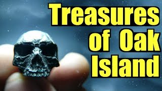Oak Island Treasure Found Since The Pit's Discovery