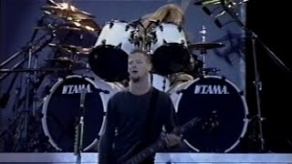Quebec City (QC) Canada  City pictures : Metallica - Quebec City, QC, Canada [1994.06.03] Full T.V. Broadcast