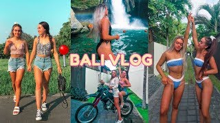 WE'RE BACK IN BALI VLOG! (Adventures, Getting sick, Friends, Party)