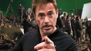 Video Robert Downey Jr. Invites You to the Set of the Next Avengers Movie // Omaze MP3, 3GP, MP4, WEBM, AVI, FLV Juni 2017