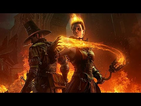 Обзор Warhammer: End Times - Vermintide BETA