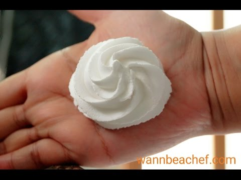 How To Make Whipped Cream Frosting ( Dairy Free Whipped Cream Recipe)