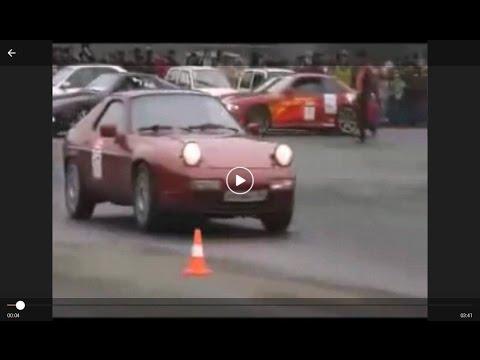 porsche 951 vs porsche 924 - gara di drift!
