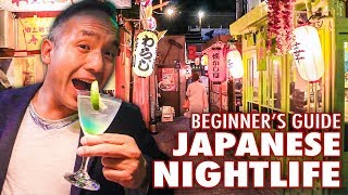 Video Japanese Nightlife Etiquette | Beginner's Guide MP3, 3GP, MP4, WEBM, AVI, FLV Agustus 2019