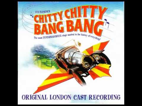 Chitty Chitty Bang Bang Soundtrack Chitty Chitty Bang Bang Posh
