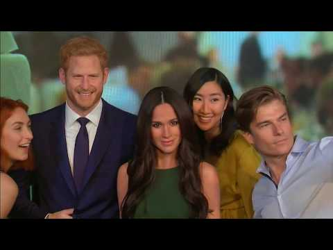 Prinz Harry und Meghan Markle: Endspurt zur königl ...