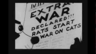 Felix The Cat - 1922 - Felix Turns The Tide