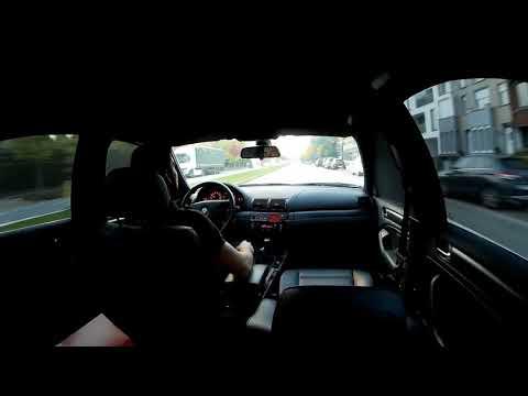 BMW e46 318D  VS e90 320D CHIPPED
