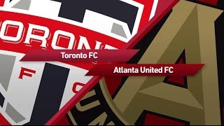 Video Game of the Year? Re-live Toronto FC vs. Atlanta United MP3, 3GP, MP4, WEBM, AVI, FLV Juli 2017
