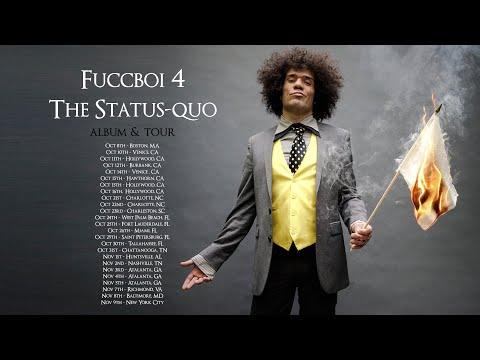 Fuccboi 4 The Status🎭Quo Official Trailer | The Best Comedy Album Fuccboi 2019 | By Johnny Azari |