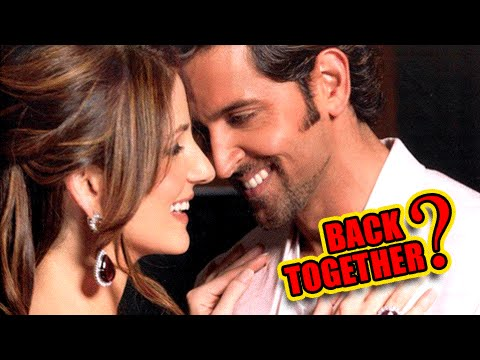 Hrithik Roshan And Ex Wife Sussanne Khan To Reunit