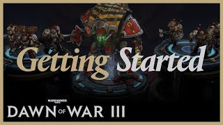 New to Dawn of War III? This handy video should get you up to speed on different game modes, selecting Elites, choosing Doctrines and much more. To keep up with all the latest news, features and updates, follow Dawn of War on social media:http://www.twitter.com/dawnofwarhttp://www.facebook.com/dawnofwar
