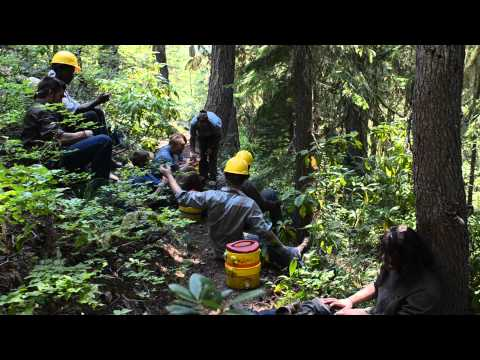 Youth Corps Camping Program