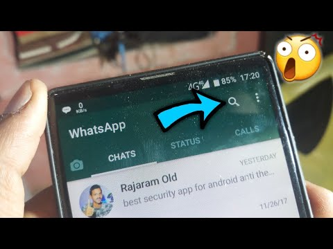 Video How to Find Any Unknown WhatsApp Number Very Easily in Hindi 😲 download in MP3, 3GP, MP4, WEBM, AVI, FLV January 2017