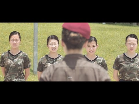 If girls were the ones who serve army - a Butterworks short film (видео)