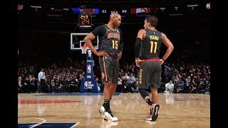 Vince Carter Put On A Show At Madison Square Garden by Bleacher Report