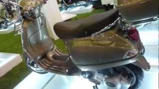 5. vespa lx 150 ie 2013 colombia