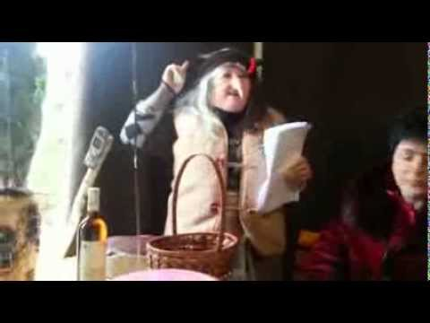 Сценка бабы яги на юбилей поздравление