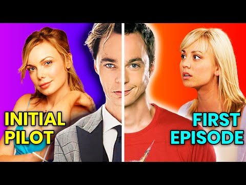 The Cast Of The Big Bang Theory Could Look Very Different  🍿 OSSA Movies