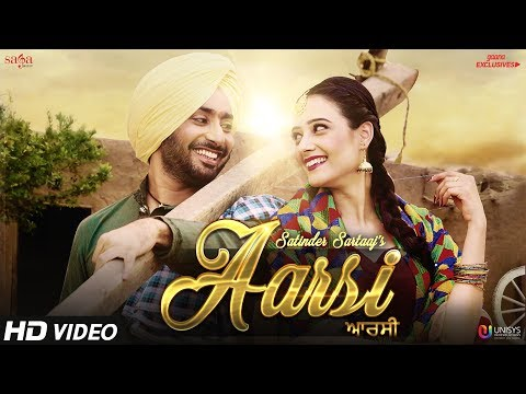 Video Aarsi (The Mirror) - Satinder Sartaaj | Jatinder Shah | Love Songs | New Punjabi Songs | Saga Music download in MP3, 3GP, MP4, WEBM, AVI, FLV January 2017