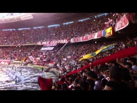 Vídeo Porno en Barranquilla - Estadio Metropolitano Roberto Meléndez - Junior Vs Nacional 24/11/13.