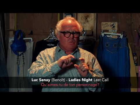 Ladies Night - Last call / Luc Senay