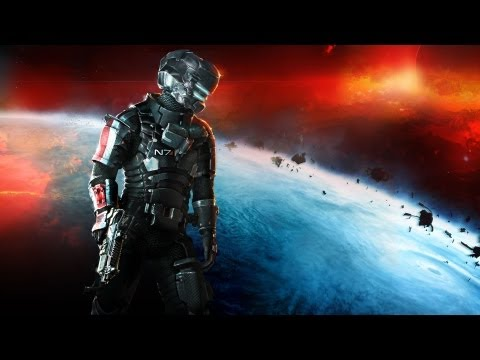 Dead Space 3 Has Mass Effect 3 N7 Armor Suit