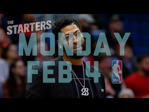 Video: NBA Daily Show: Feb. 4 - The Starters