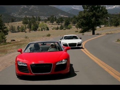 2012 Audi R8 Drive & Review: Are these the best cars you can buy today?