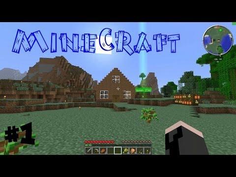 Minecraft. Часть 1 (Совместное выживание)