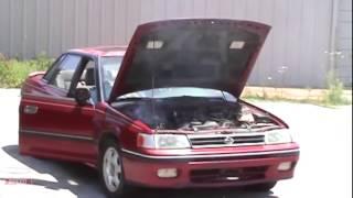 Silnik Subaru nie wytrzymał próby z nitro! Tak się rozwala auto w 1 sekundę!