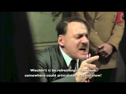 Hitler and Godwin's Law (Downfall parody)