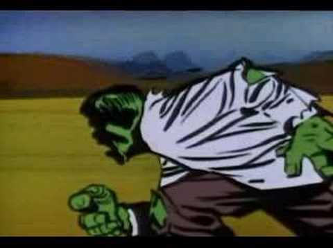 Incredible Hulk - Origin Of The Hulk