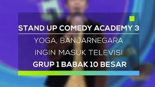 Video Stand Up Comedy Academy 3 : Yoga, Banjarnegara - Ingin Masuk Televisi MP3, 3GP, MP4, WEBM, AVI, FLV Februari 2018