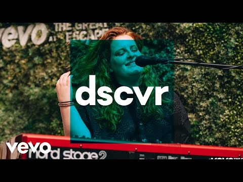 Frances - Borrowed Time (Live) - Vevo dscvr @ The Great Escape 2016