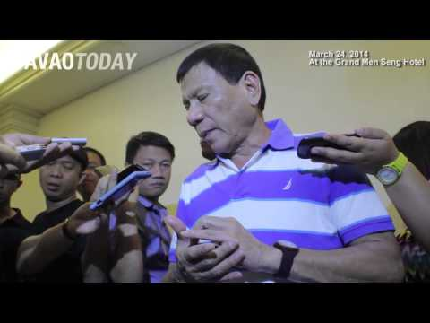 "Duterte: ""international syndicate"" behind drugs found in port"